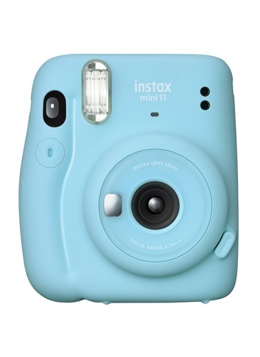 Fujifilm instax mini 11 Mavi Fotoğraf Makinesi Mavi